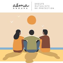 Naissance Aéma Groupe - Macif