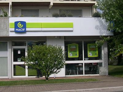 MACIF BESANCON Mutuelle Assurances Horaires Adresse ...