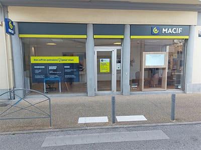 Assurances Bagnols sur Cèze - Agence Macif  - Comparateur Assurance Obsèques